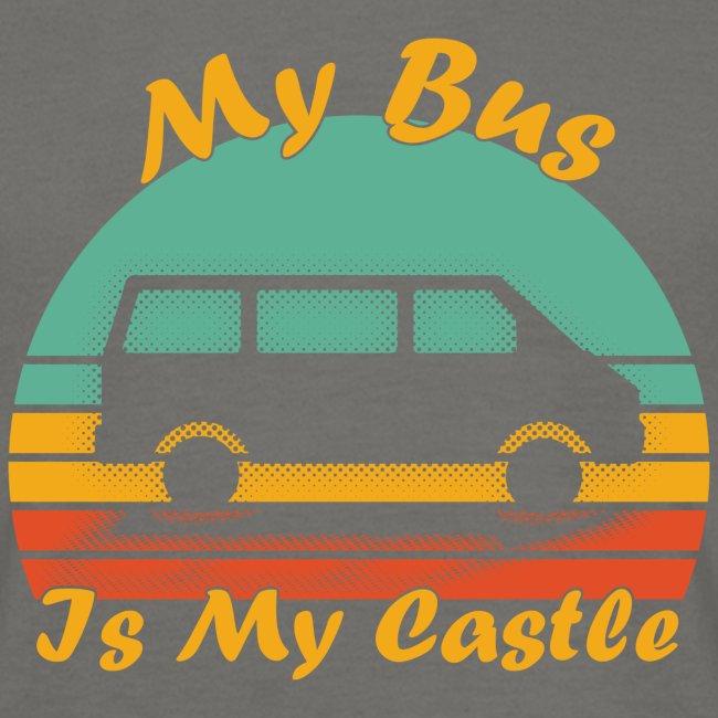 My Bus Is My Castle