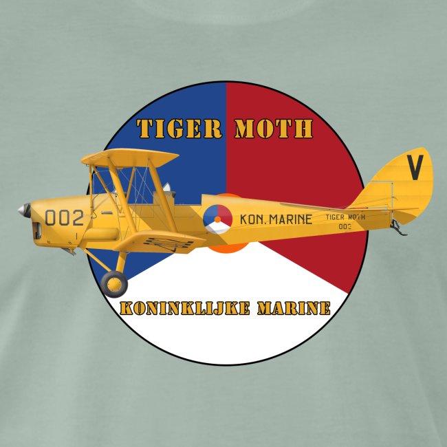 DH.82 Tiger Moth, Koninklijke Marine
