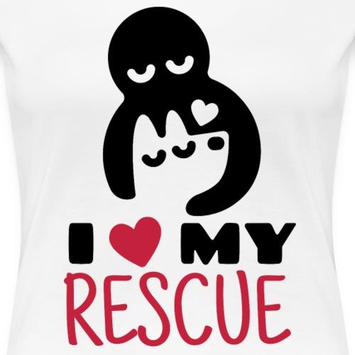 I love my rescue II