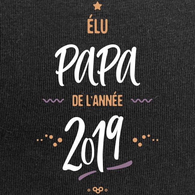 Elue papa de l'année 2019