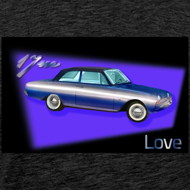 Oldtimer FordTaunus 17m
