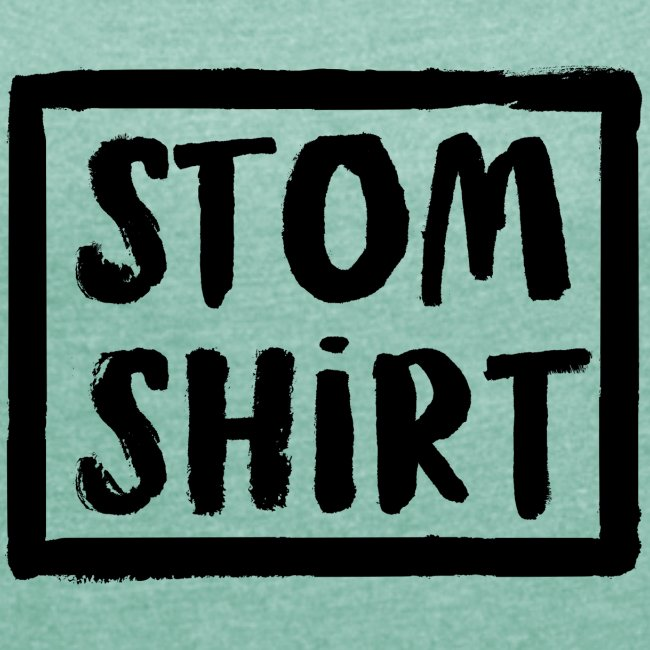 Stom shirt vrouwen opgerolde mouwen