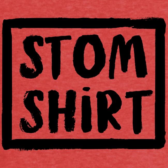 Stom shirt vrouwen vintage shirt