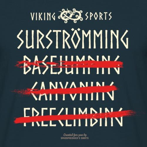 Surströmming T Shirt Viking Sports