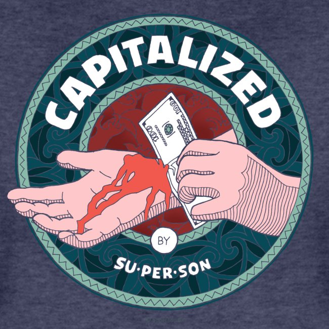 Capitalized ♀