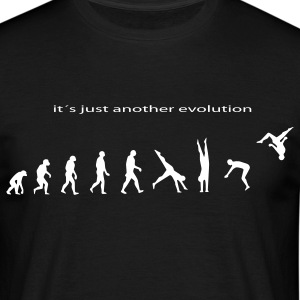 Evolution T-Shirts - Männer T-Shirt