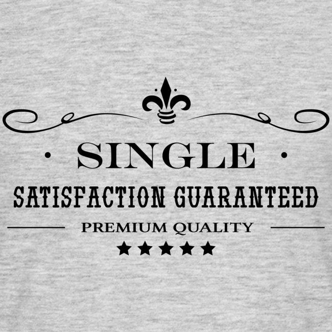 Single, bachelor