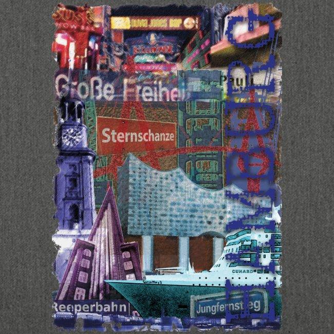 Hamburg-Highlights: Einzigartiges Künstler-Motiv