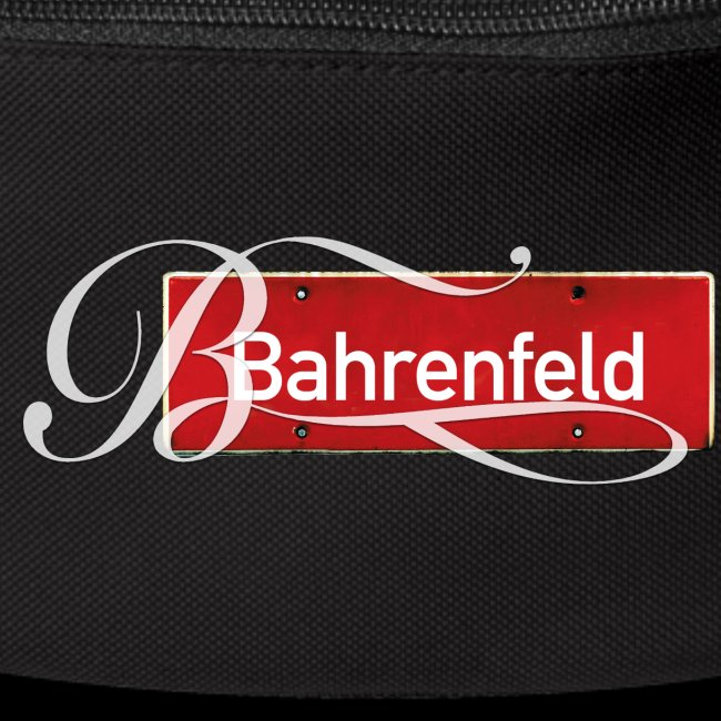 Mein Hamburg, mein Bahrenfeld, meine Gürtel-Tasche