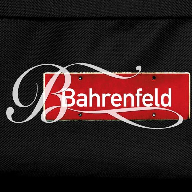 Mein Hamburg, mein Bahrenfeld, mein Kiez-Rucksack