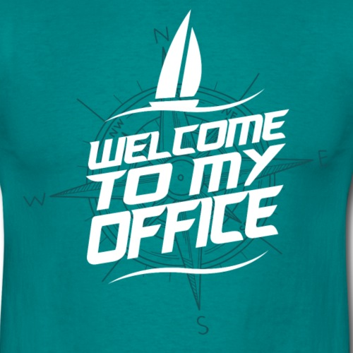 sailboat - office welcome