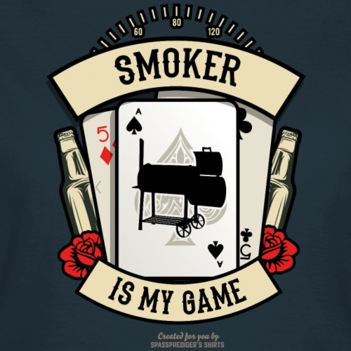 Grill T Shirt Smoker | witziger Spruch