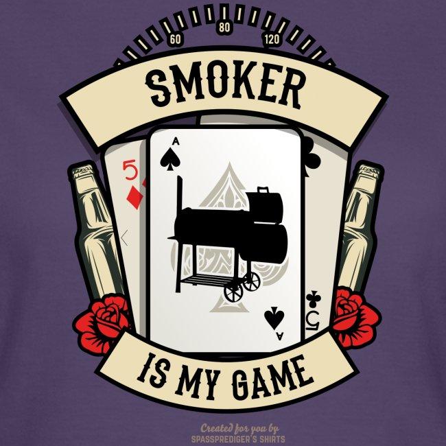 Grill T Shirt Smoker   witziger Spruch