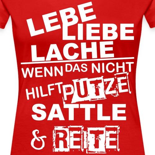 Lebe, Liebe, Lache - Reite!