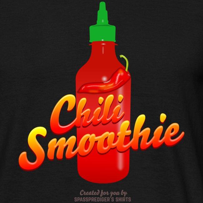 Chili T Shirt Chili Smoothie | witziger Spruch