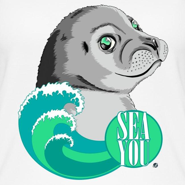 Bio Tank Top - Sea You (Mädels)
