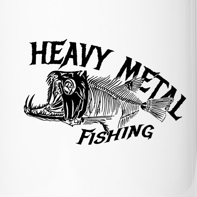 Thermobecher Heavy Metal Fishing