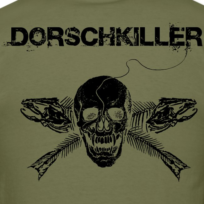 T-shirt Dorschkiller