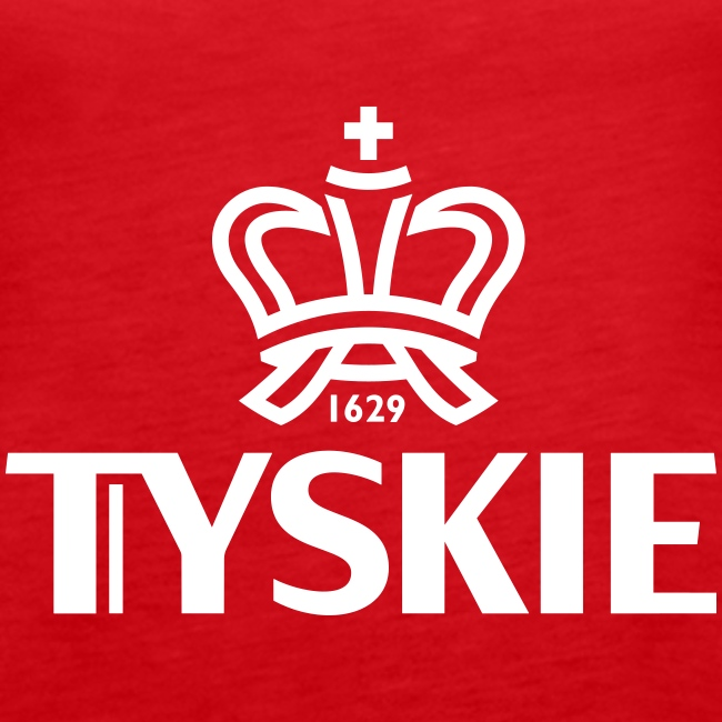 Tyskie Top (rot/Frauen)