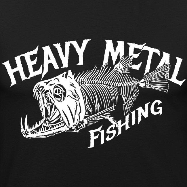 Angler Slim Fit T-Shirt Heavy Metal Fishing
