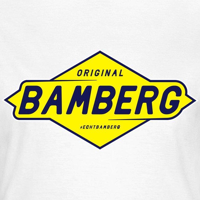 Original Bamberg - Kompromisslos klassisch für Damen - #echtbamberg