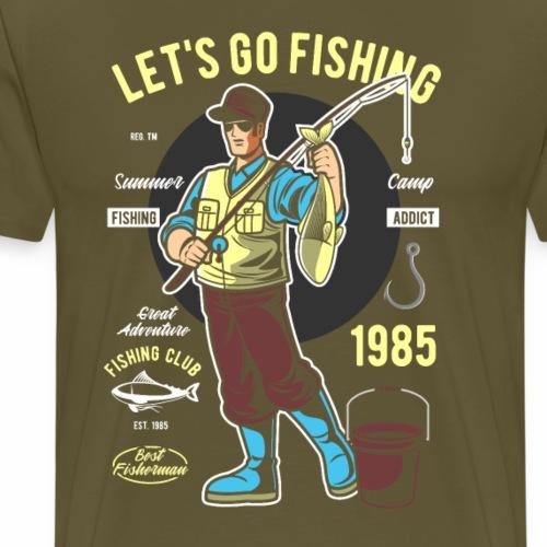Let´s Go Fishing