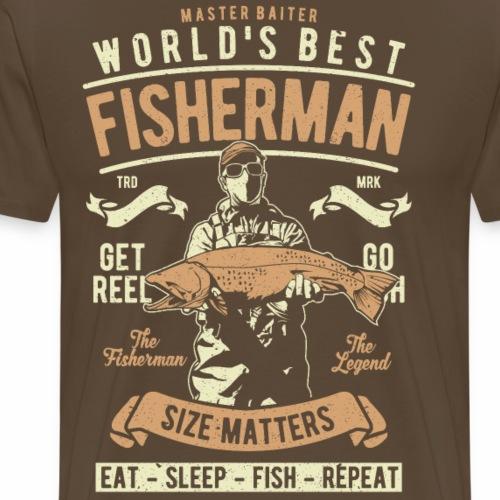 World's Best Fisherman