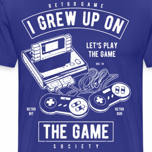 Grew Up On The Game