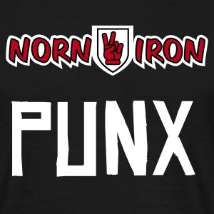 Norn Iron V Sign [horizontal] T-Shirts - Men's T-Shirt