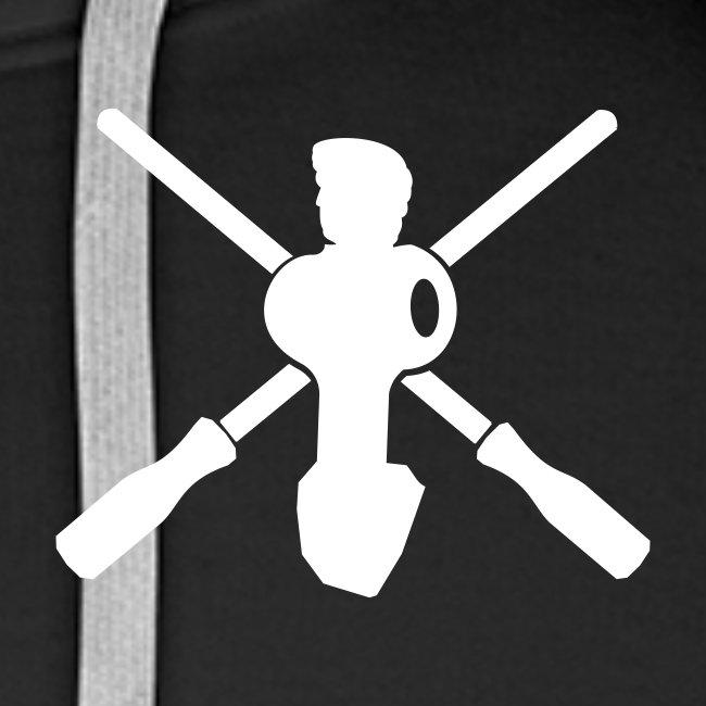Crossed rods Kapu