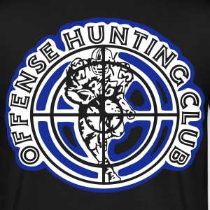 Offense Hunting Club T-Shirt - Männer T-Shirt