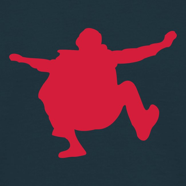 Motive-T-Shirt, Jump