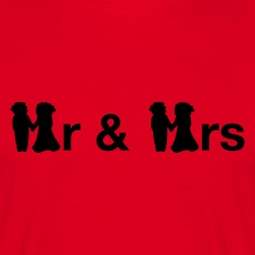 Red MrMrs T-Shirts