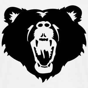 White bear T-Shirts - Men's T-Shirt