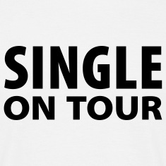 White Single on Tour T-Shirts