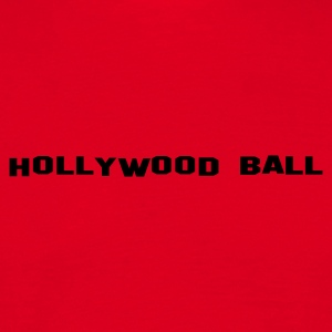 Red Hollywood Ball T-Shirts - Men's T-Shirt