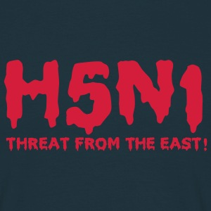 Navy Threat T-Shirt - Männer T-Shirt