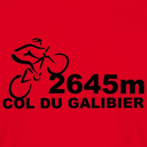 Rouge Bike: Galibier Hommess - T-shirt Homme