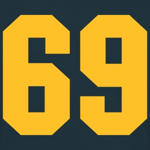 Navy 69 T-Shirts - Men's T-Shirt