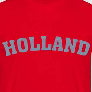 Red Holland T-Shirts - Men's T-Shirt
