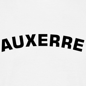 Blanc Auxerre Hommess - T-shirt Homme