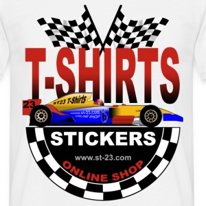 Racing online shop - T-shirt Homme