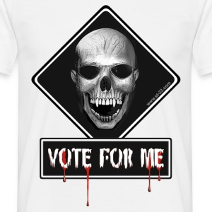 Vote for me - T-shirt Homme