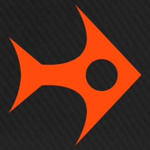 Fish-Icon - Baseballkappe