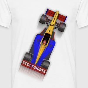 Racing car - T-shirt Homme