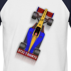 Racing car - T-shirt baseball manches courtes Homme