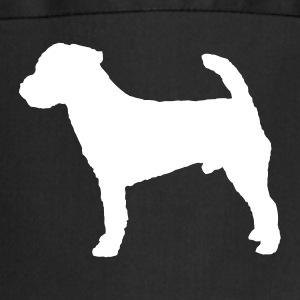 Black jackrussel  Aprons - Cooking Apron