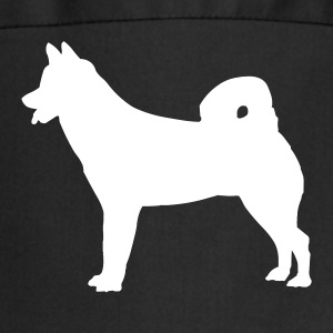 Black malamute  Aprons - Cooking Apron