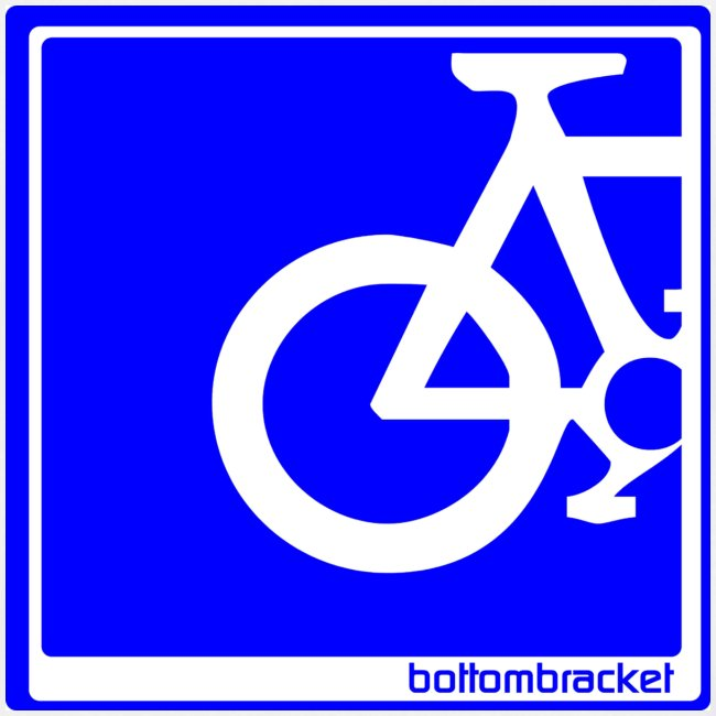 Impatient Bike Sign!