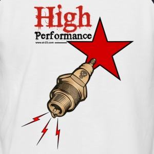 high performance - T-shirt baseball manches courtes Homme